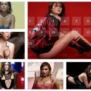 Видеокалендарь LOVE Magazine: горячий декабрь вместе с самыми сексуальными знаменитостями (ОБНОВЛЯЕТСЯ)