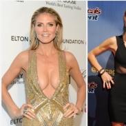 Новая пышная грудь 44-летней Хайди Клум: бюст модели комментирует пластический хирург