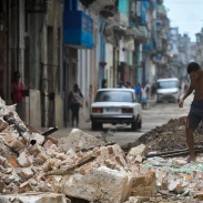 Ужасающий ураган Ирма: убытки и обвал акций страховых компаний (ФОТО)