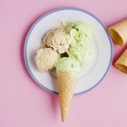 От пивного до огуречного с авокадо: самые оригинальные рецепты мороженого