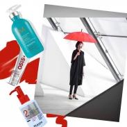 Как сделать влажный эффект на волосах без дождя