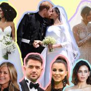 Итоги уходящего года: самые громкие свадьбы и расставания звезд в 2018 году
