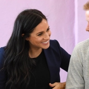 Родила, но скрывает? Появилось первое упоминание о ребенке Меган Маркл и принца Гарри