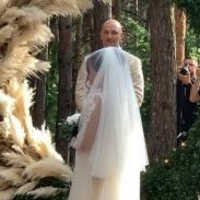 Трогательная встреча жениха и невесты: эксклюзив со свадьбы Насти Каменских и Потапа (ФОТО+ВИДЕО)