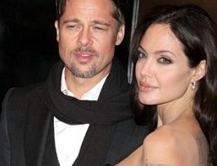 Анджелина Джоли не жалеет своего тела