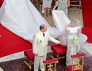 Свадьба князя Монако: сбежавшую невесту вернули к алтарю