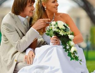 Современные свадебные традиции