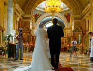Список столичных церквей и храмов для венчаний