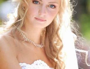 Свадебное платье  и фата. Секреты верного выбора