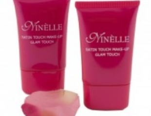 Тональный крем Ninelle Satin Touch Make-Up Glam Touch