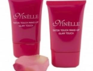 Тональный крем Ninelle Satin Touch Make-Up Glam Touch