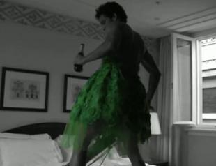 Провокационное видео от Marc Jacobs