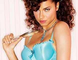 Адриана Лима в новой коллекции Victoria's Secret