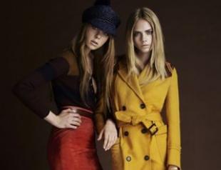 Новая коллекция Burberry Prorsum весна-2012