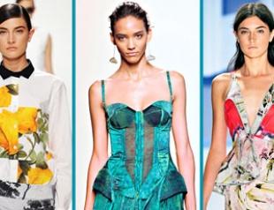 11 трендов, 102 лучших наряда весны-лета 2012