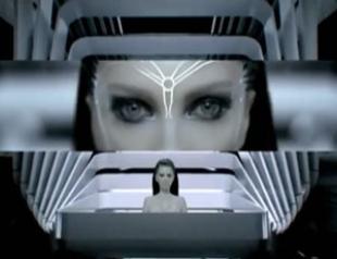 Певица Лама - биоробот?