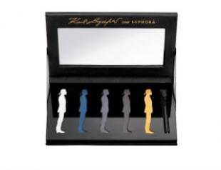 Новогодняя коллекция макияжа от Лагерфельда