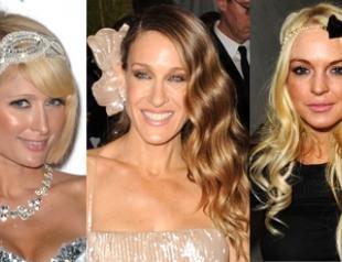 Аксессуары для волос: выбор звезд