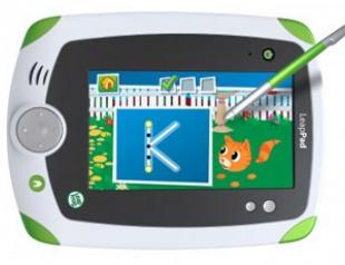 Лучший подарок для детей - планшет LeapPad