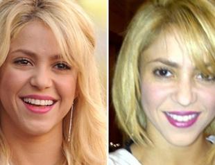 Шакира обрезала свои белокурые локоны
