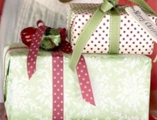Топ 10 дизайнерских подарков на Новый год