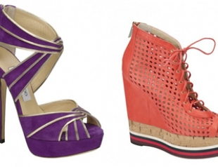 Новая коллекция обуви Jimmy Choo весна-лето 2012