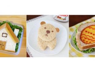 Оригинальные бутерброды к завтраку