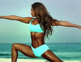 6 упражнений для сексуального тела