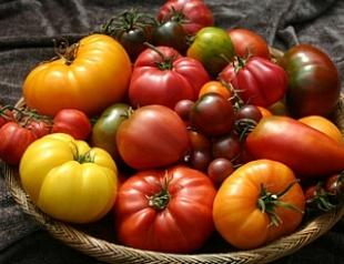 Топ-продуктом года назвали помидор