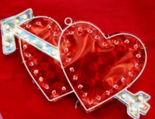 Сердечко для любимой