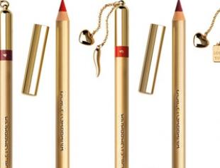 Dolce & Gabbana выпустили карандаши-брелоки