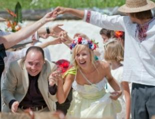 Свадьба в украинском стиле: как устроить?