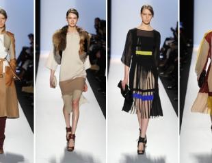 Неделя моды в Нью-Йорке: BCBG Max Azria