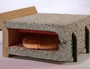 Изобретение: хлебопечка для питы