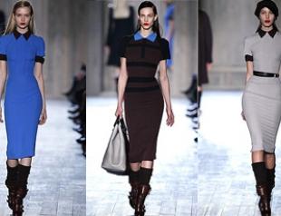 Неделя моды в Нью-Йорке: показ Виктории Бекхэм