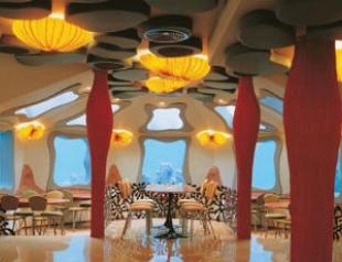Самые удивительные подводные отели и рестораны