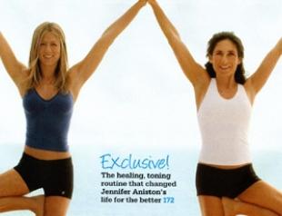 Тело как у Дженнифер Энистон: 6 упражнений