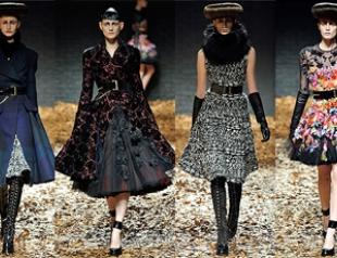 Неделя моды в Лондоне: McQ от Alexander McQueen