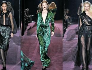 Неделя моды в Милане: Gucci