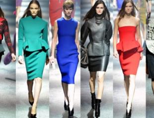 Неделя моды в Париже: изысканность от Lanvin