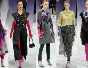 Неделя моды в Париже: кристаллизация от Chanel