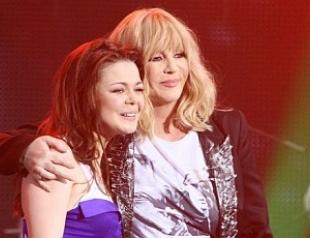 Ирина Билык впервые упала на сцене