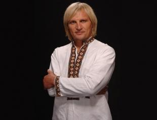 Гости EuroFashion: Олег Скрипка