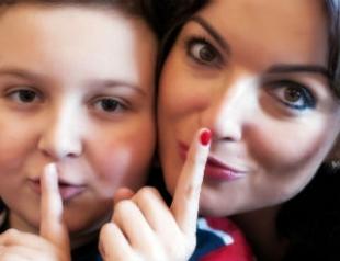 Дети-тихони: психология восприятия мира