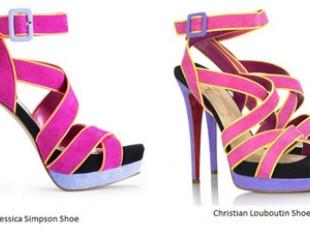 Новый скандал в мире моды: Лубутэн vs Симпсон