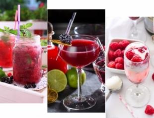 Топ-7 алкогольных коктейлей с красным вином, которые легко можно приготовить дома