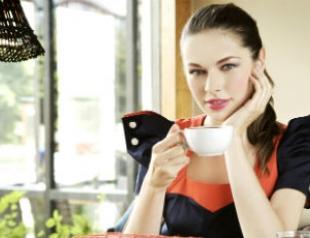 Забеременеть поможет черный чай
