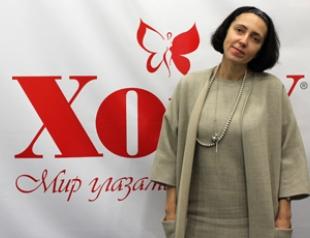 Виктория Гресь рассказала об украинской моде