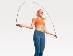 Фитнес со скакалкой: топ 5 упражнений