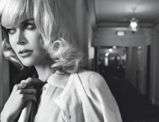 Николь Кидман снялась в стиле ретро. Фото